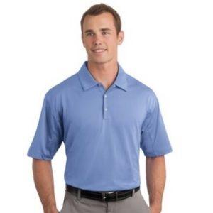 Nike Golf Sphere Dry Light Blue Polo Shirt